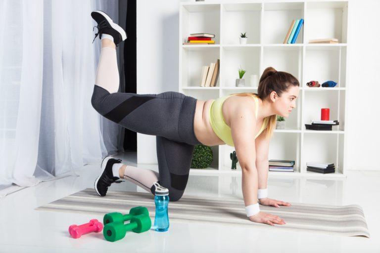 太るためのトレーニング